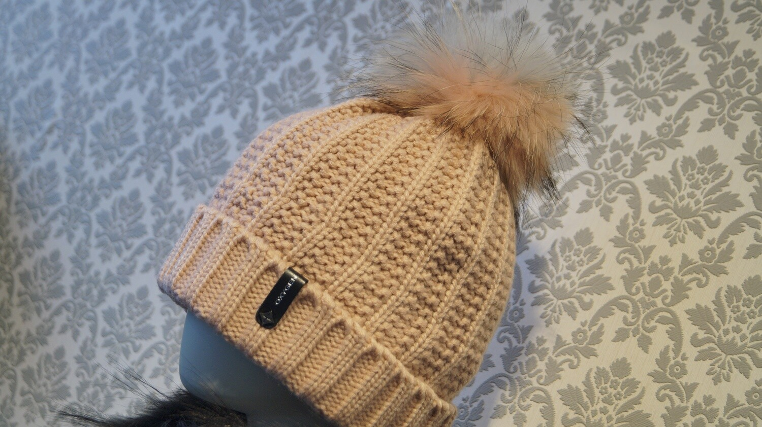 Oxygen Tuque Rose --Oxygen Toque Light pink