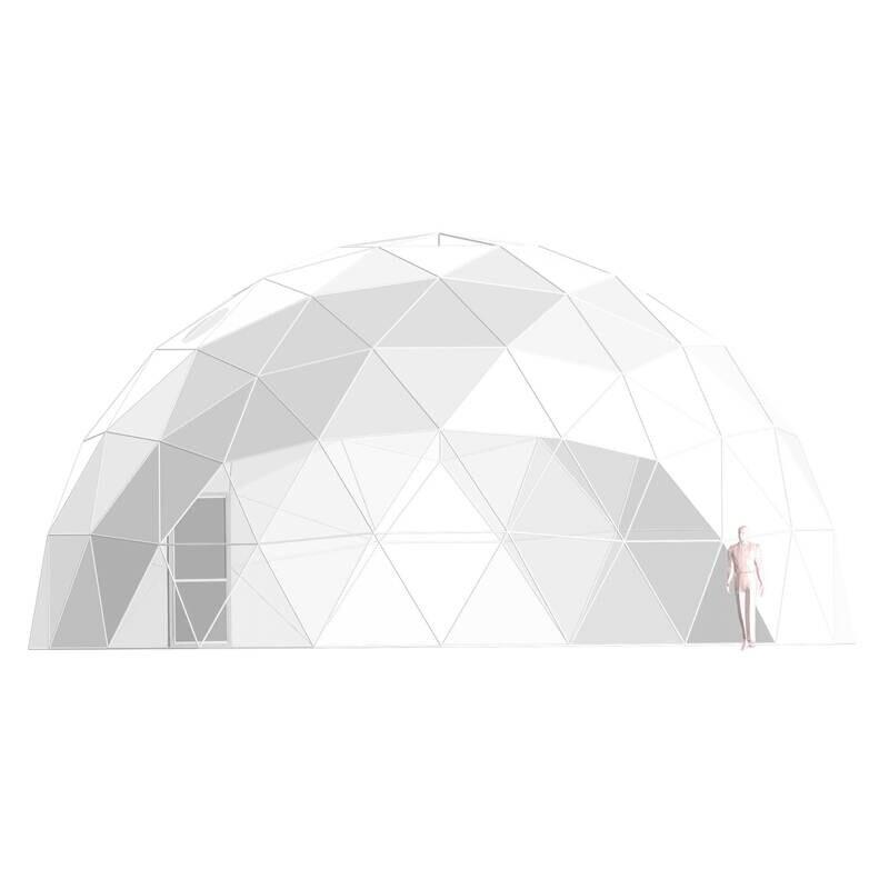 Геокупол GeoDome12