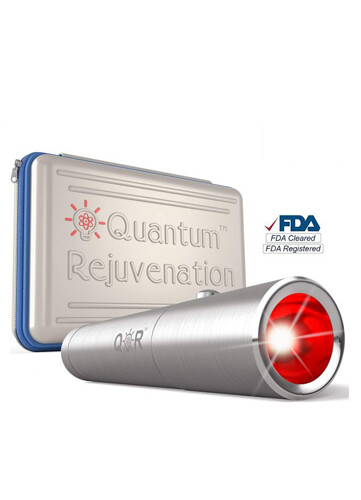 Quantum Rejuvenation® Medical Grade Red Light Therapy Device (Made in the USA)