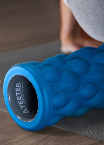 Teeter® Massage Foam Roller - 13 Inch