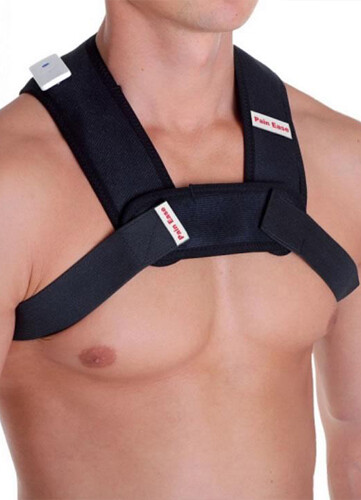 PAIN EASE NECK WRAP Microcurrent Therapy