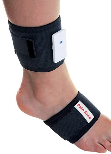 PAIN EASE ANKLE WRAP Microcurrent Therapy