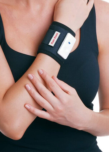 PAIN EASE WRIST WRAP Microcurrent Therapy