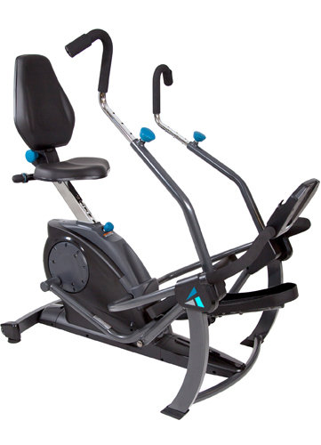 FREESTEP™ LT3 Recumbent Cross Trainer