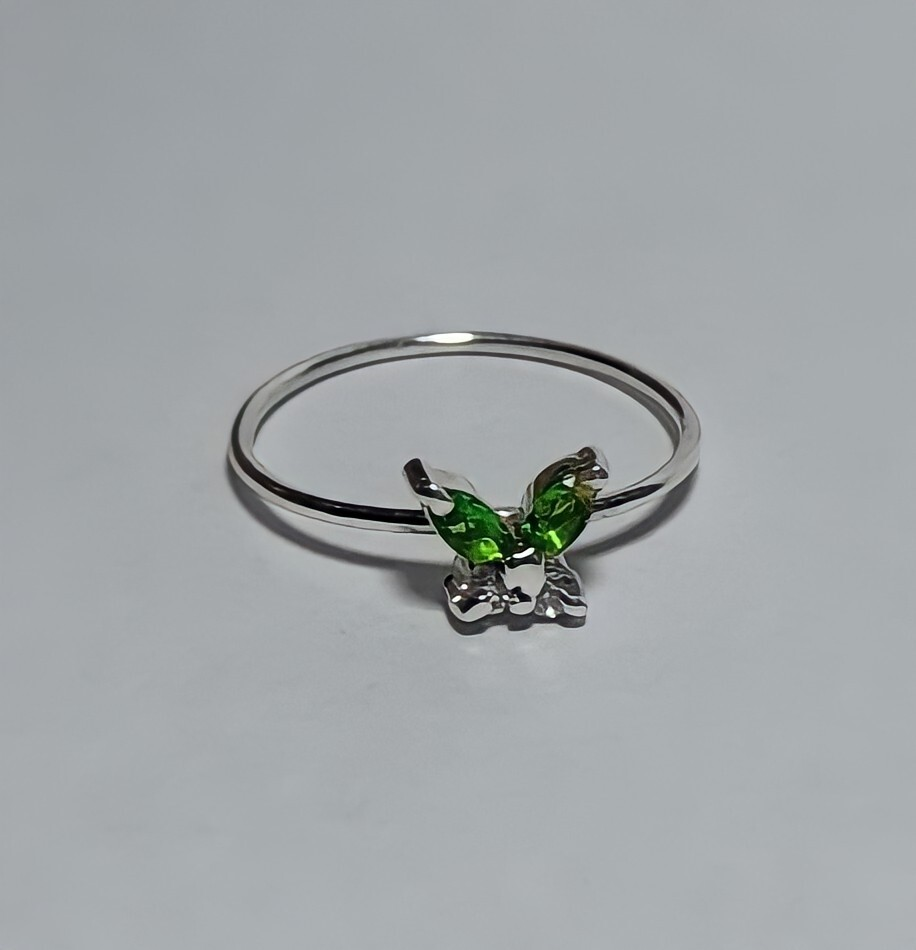 Anillo butterfly