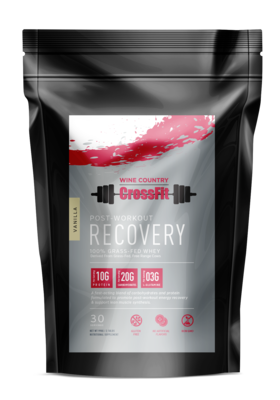 Grass-Fed Whey Recovery