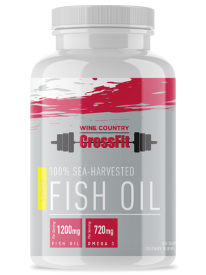 Sea Harvested Fish Oil
