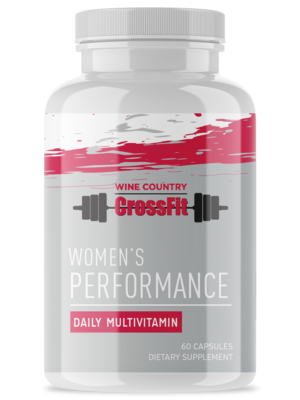 Women's Performance Daily Multivitamin