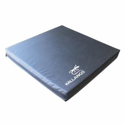 Almofada Napa Preto 45x45x5cm - D60