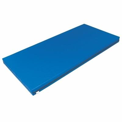 Colchão Hospitalar - Napa 1,88x88x10cm  - D33 - Azul