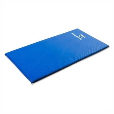 Colchonete Napa 130x60x10cm - D23 - Azul