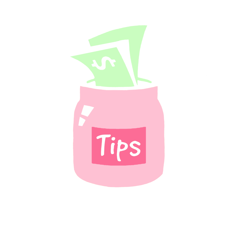 Tip the Artist!