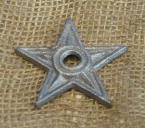 Cast Iron Star Washers 3