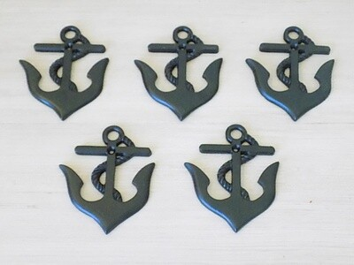 ANCHORS FOR WALL DECOR 5 1/2