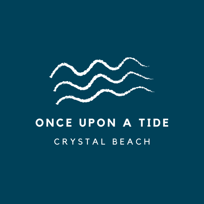 Once Upon A Tide Stickers