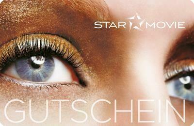 Star Movie - E-Mail-Gutscheine