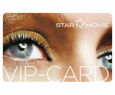 Star Movie - VIP Card