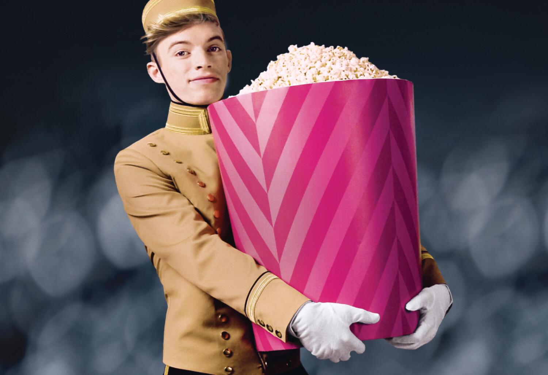 Star Movie - Buffetgutschein