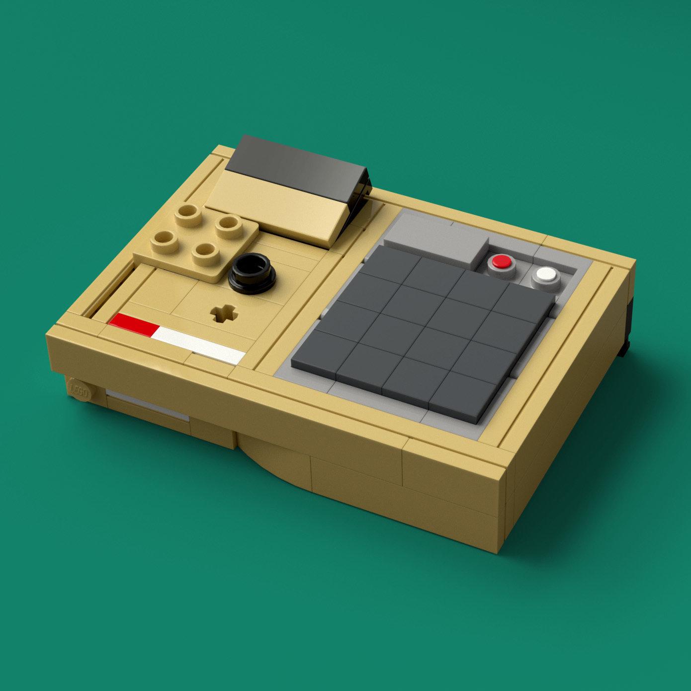 LPC-2000-XL Sampler