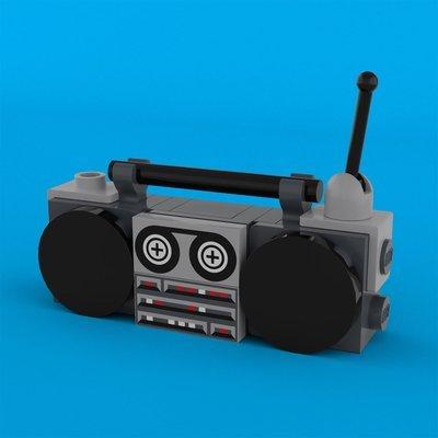 Boombox Mini-Set