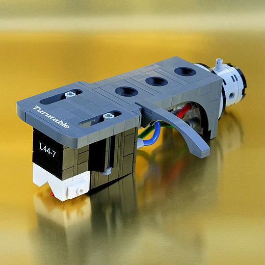 L44-7 Stylus & Headshell