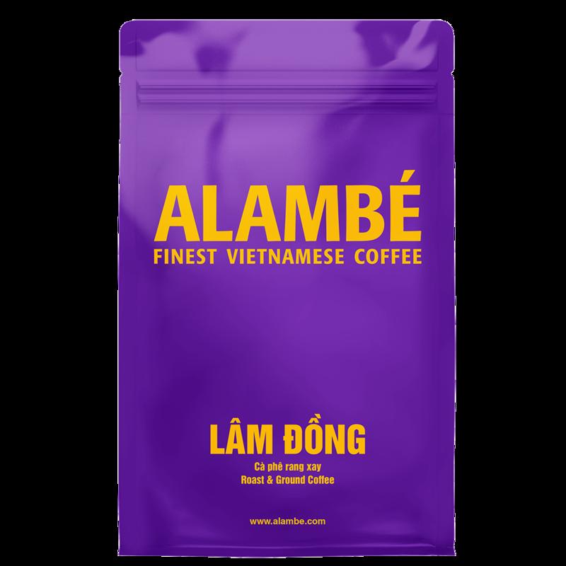 Lam Dong - Italian Style Espresso