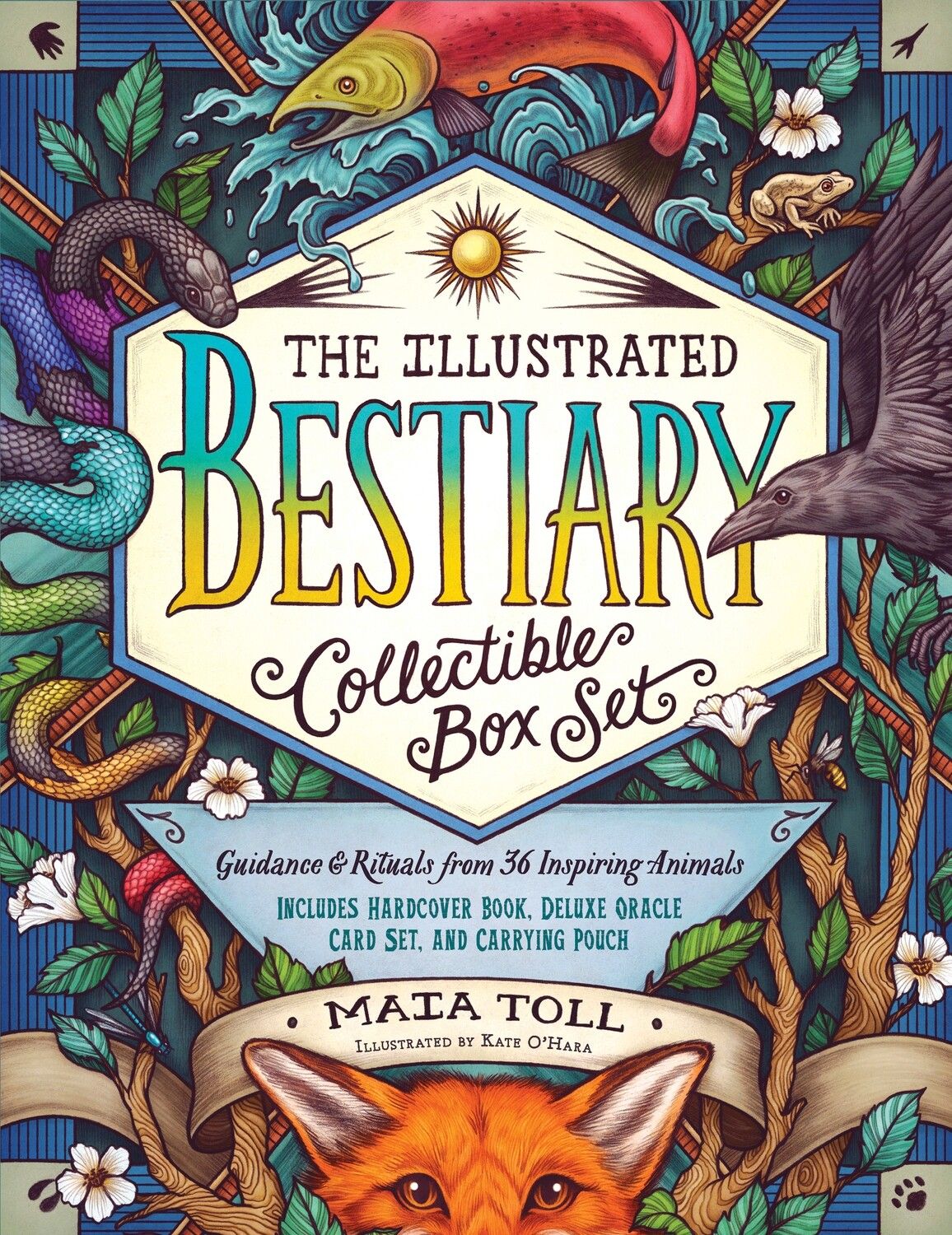 Bestiary Collectible Set