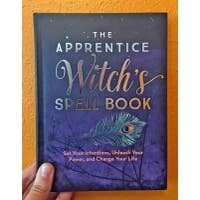 Apprentice Witch's Spell Book
