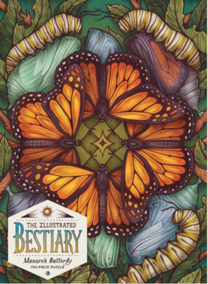 Bestiary Puzzle
