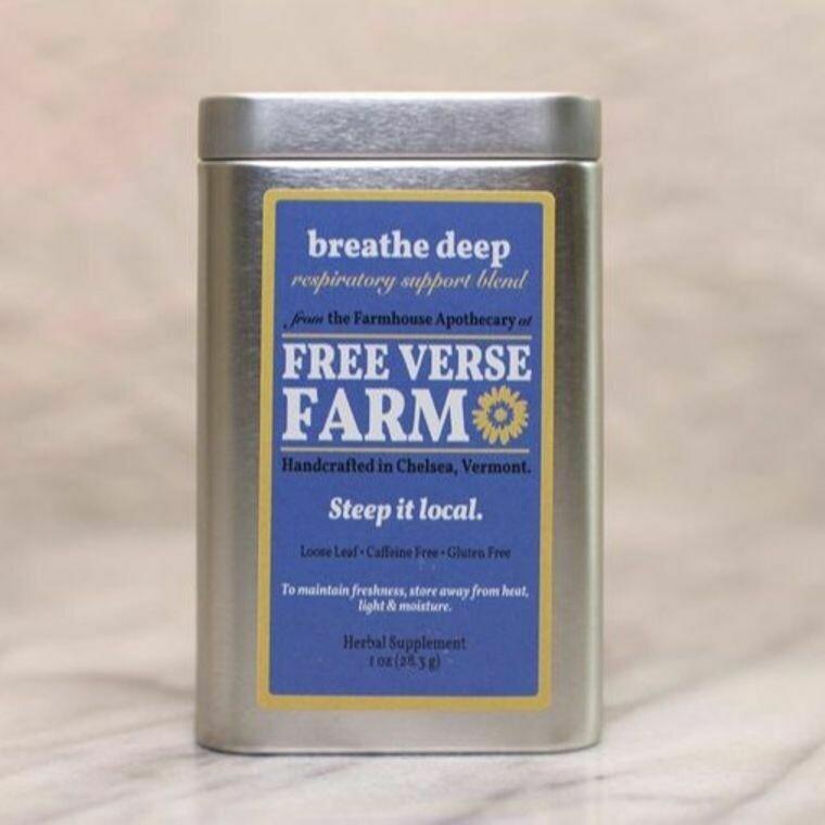 Breathe Deep Tea Blend