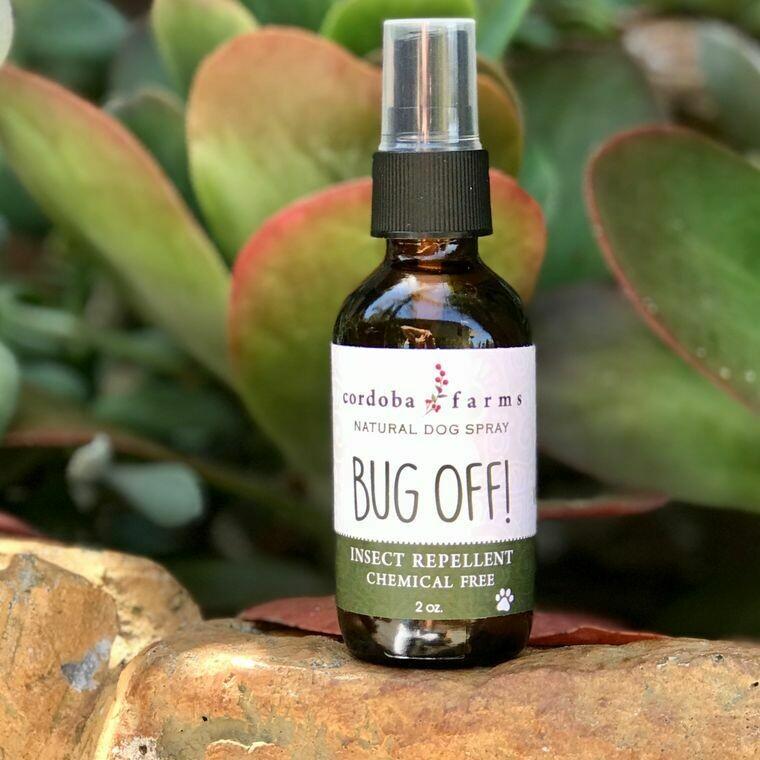 Bug Off! Spray