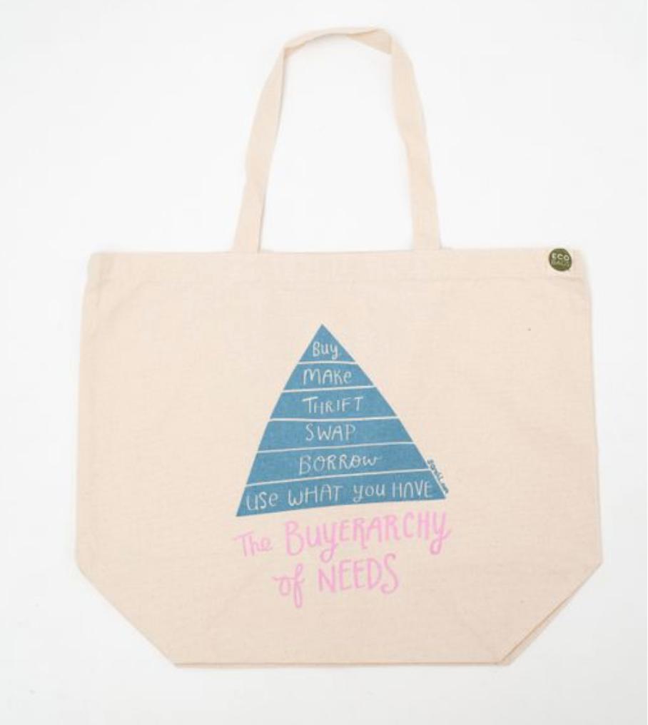 Buyerarchy Bag