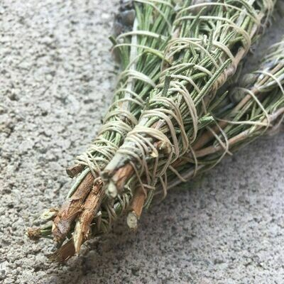 Rosemary Smudge