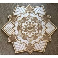 Mandala Crystal Grid