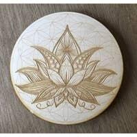 Lotus Crystal Grid