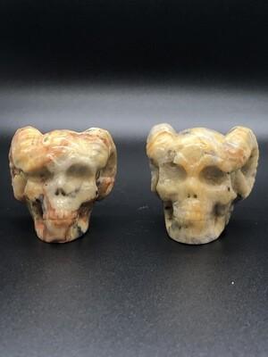 Crazy Lace Skulls