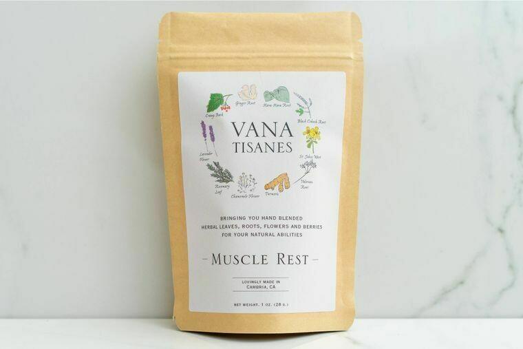 Muscle Rest Tea