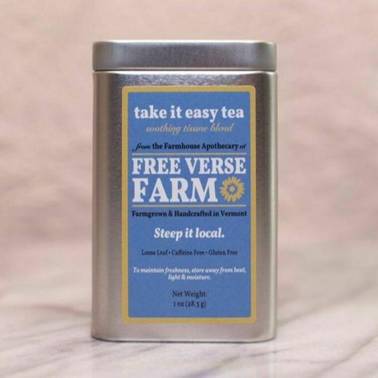 Take It Easy Tea Blend