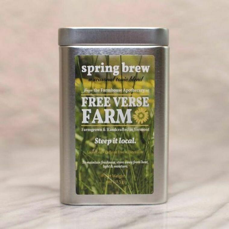 Spring Brew Tea Blend