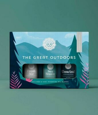 Great Outdoors Essential Oil Kit