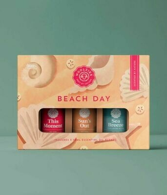 Beach Day Essential Oil Kit