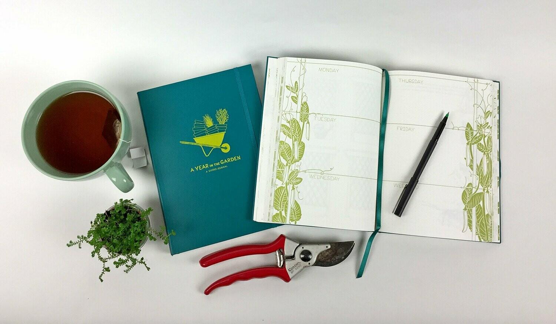 A Year in the Garden Journal
