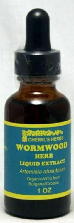 Wormwood Herb Liquid Extract