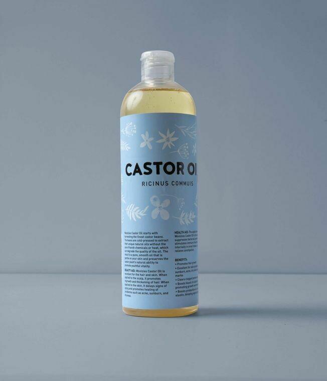 Castor Carrier Oil