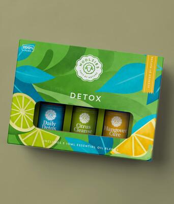 Detox Essential Oil Kit