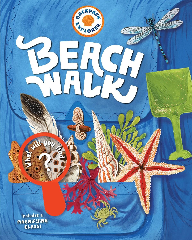 Beach Walk Book