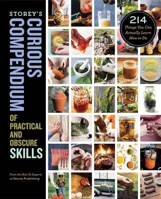 Curious Compendium Book