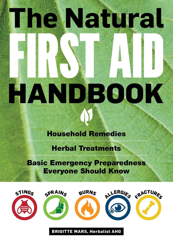 Natural First Aid Book