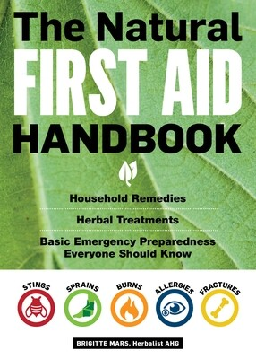 Natural First Aid Book