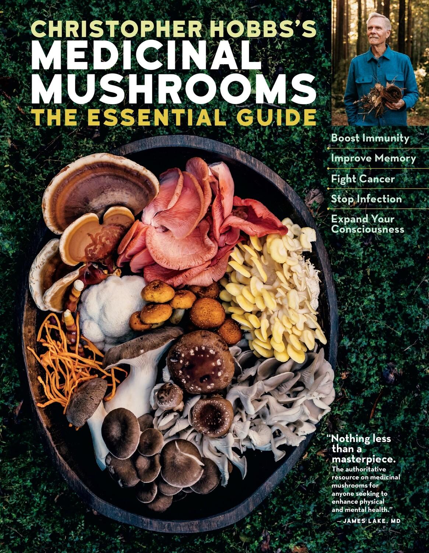 Medicinal Mushrooms Book